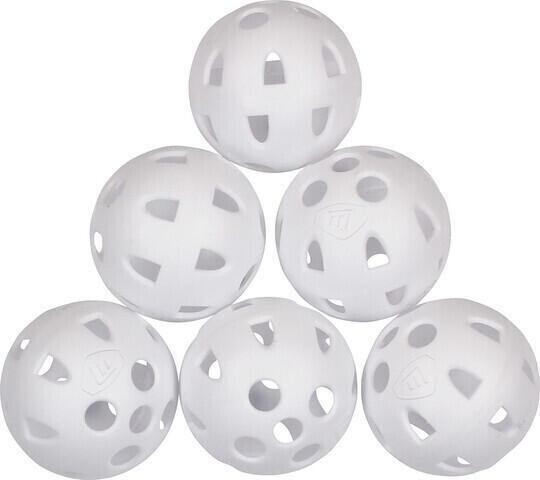 Masters Golf Airflow XP Practice Balls White
