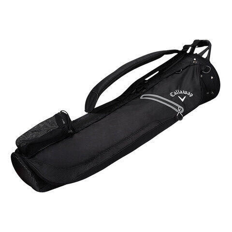 Callaway Hyper-Lite 1 Single Strap Pencil Bag 17 Black