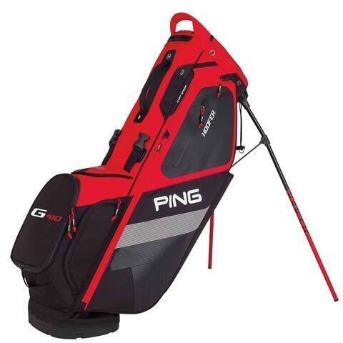 Ping G410 Hoofer Carry Bag Scarlet/Black/White