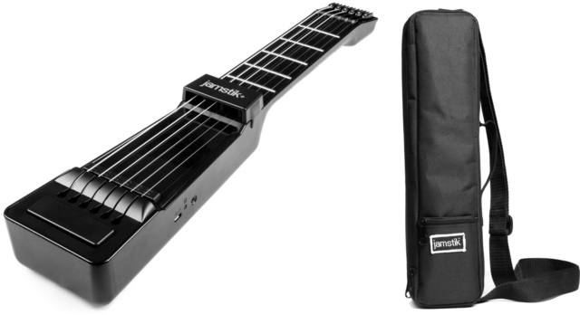 Zivix Jamstik Plus Smart Guitar set