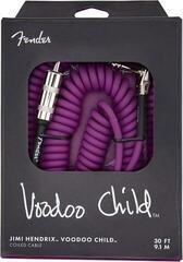 Fender Hendrix Voodoo Child Cable Purple