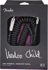 Fender Hendrix Voodoo Child Cable Black