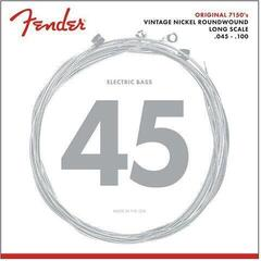 Fender 7150 Pure Nickel Bass Strings 45-100