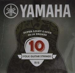Yamaha FB10 Bronze Super Light