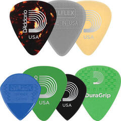 Planet Waves 1XVP4-5 Variety Picks Medium 7 Pack