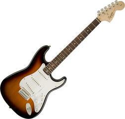 Fender Squier Affinity Series Stratocaster Laurel FB Brown Sunburst