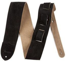 Fender 2,5'' Suede Guitar Strap Black