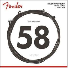 Fender 9120 Bass Strings Nylon Tapewound