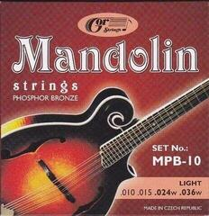 Gorstrings MPB-10 Mandolin Strings