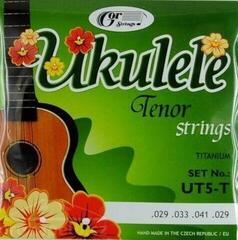 Gorstrings UT5-T Ukulele Tenor Titanium Strings