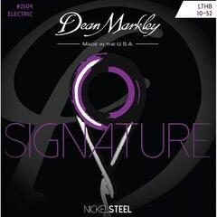 Dean Markley Nickel Steel Electric Guitar Strings 010 - 052