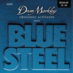 Dean Markley Steel Electric Guitar Strings Regular 010 - 046