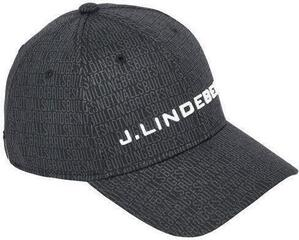J.Lindeberg Aiden Pro Poly Cap Black Buildning Bridges