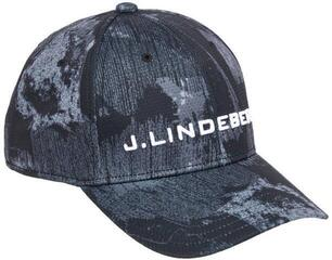 J.Lindeberg Aiden Pro Poly Cap Black Sports