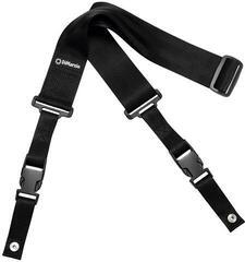 DiMarzio DD2200 Clip Lock Strap Black