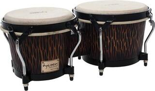 Tycoon Supremo Select Bongos Chiseled Orange