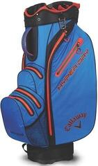 Callaway Hyper Dry Lite Royal/Black/Red Cart Bag 2018
