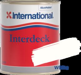 International Interdeck White
