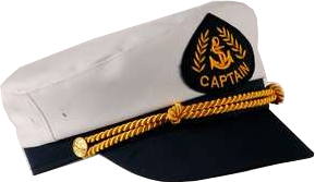Sailor Captain Hat 57