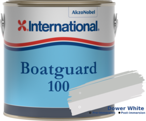 International Boatguard 100 Dover White 750ml