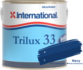 International Trilux 33 Navy 750ml