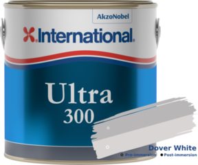 International Ultra 300 Dover White 750ml