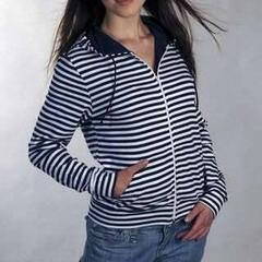 Sailor Breton Hoodie XXXL