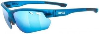 UVEX Sportstyle 115 Blue Mat S3 S1 S0