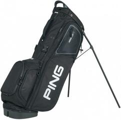 Ping Hoofer Black Stand Bag