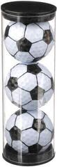 Nitro Soccer Ball White 3 Ball Tube