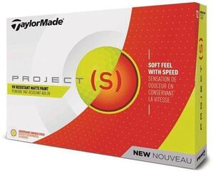 Taylormade Project (s) Matte Yellow