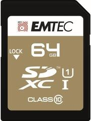 Emtec SDXC 64GB C110 UHS-I Elite Gold