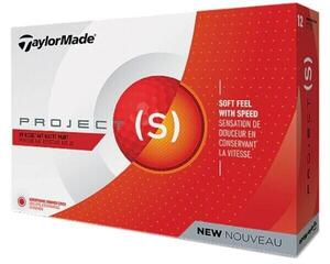 Taylormade Project (s) Red 12 Pack 2019