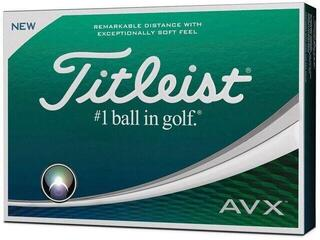 Titleist AVX Golf Balls White 12 pack