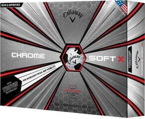 Callaway Chrome Soft X 18 Truvis Black