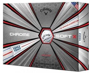 Callaway Chrome Soft X 19 Triple Track 12 Balls