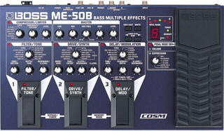 Boss ME-50B Bass Multiple Effects