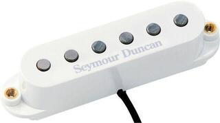 Seymour Duncan SSL-5 Custom Staggered Strat Pickup White Cap