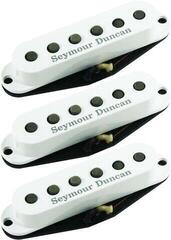 Seymour Duncan CA 50 California 50's Set Vintage Staggered Strat White Covers