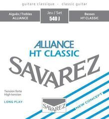 Savarez 540J Alliance Blue