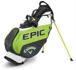 Callaway Epic Flash Staff Bag Double Strap 19 Green/Charcoal/White