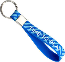 Muziker Schlüsselanhänger Blue