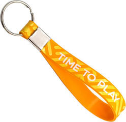 Muziker Schlüsselanhänger Orange