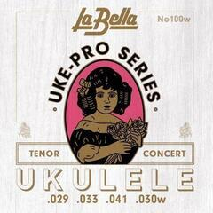LaBella 100W UKE-PRO Concert/Tenor Wound 4TH
