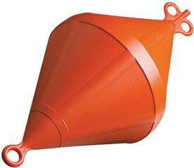 Nuova Rade Mooring Buoy Bi-Conical Plastic 28 cm 64 cm