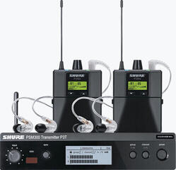 Shure PSM300 TWINPACK PRO K3E Band