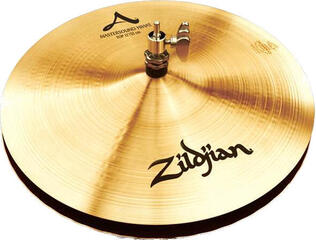 Zildjian A0120 Avedis A-Mastersound Hi-Hat 13 Med Top Heavy Bottom