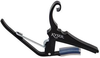Kyser Capo Quick-Change 12 String Black