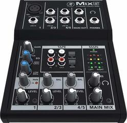 Mackie MIX5 5 Channel Compact Mixer
