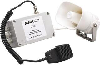 Marco EMH-MS Electronic whistle + mike + siren 12V (B-Stock) #918964